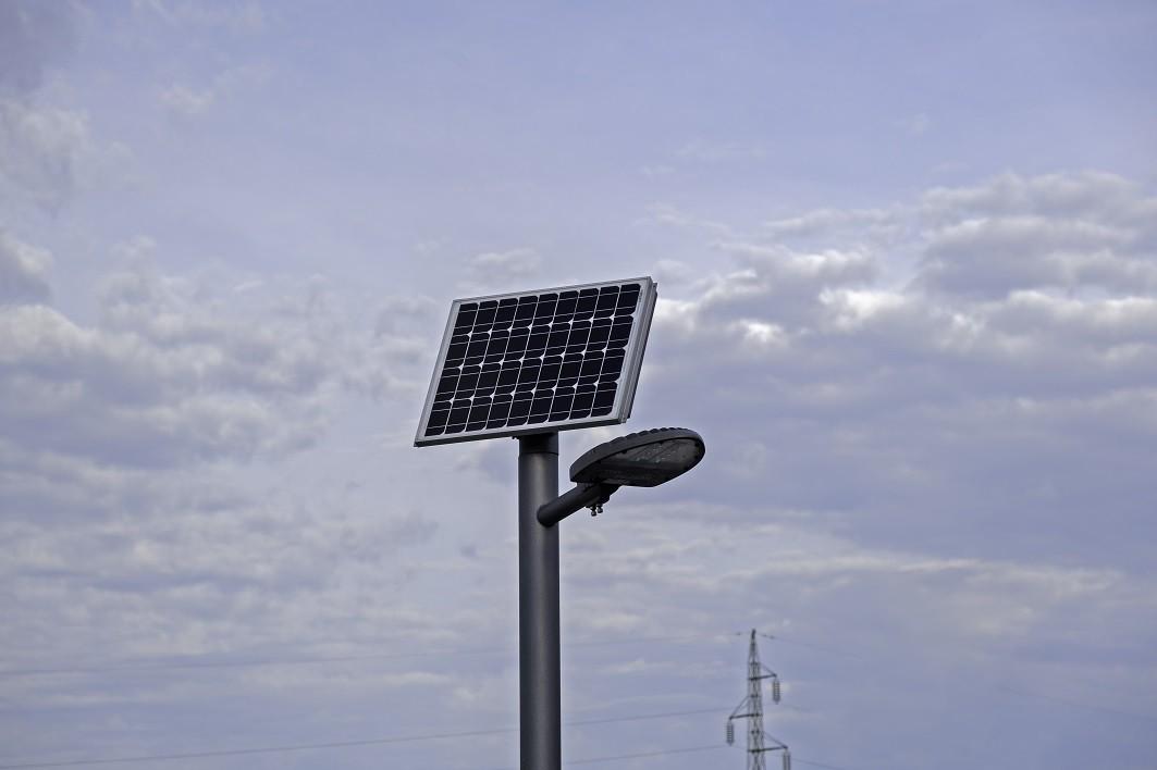 Marex Solar light