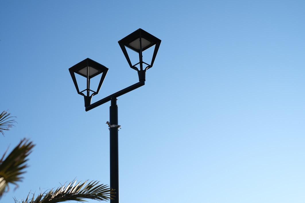 Marex Street light tip X/X/Ø101/Ø76 č/Zn/B