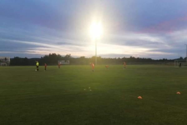 Projekt: osvjetljenje nogometnog igrališta NK Nova Zora u Sv. Filip i Jakovu