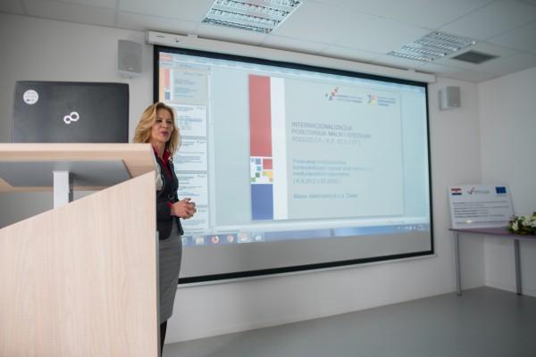 """Održana Početna konferencija za projekt """"Povećanje međunarodne konkurentnosti i izvoza kroz nastupe na međunarodnim sajmovima"""""""