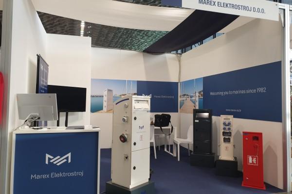 Marex-Elektrostoroj na GENOVA BOAT SHOW – najvećem sajmu nautike na Mediteranu
